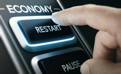 Après une année2020 très compliquée, la reprise de l'économie mondiale sera au centre des préoccupations. (Photo: Shutterstock)