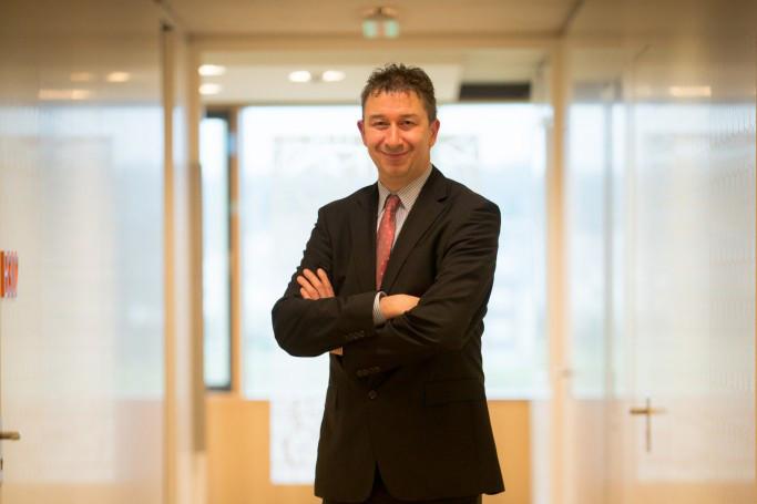 Christian Strasser, directeur général de Lalux. (Photo: Christophe Olinger/archives)