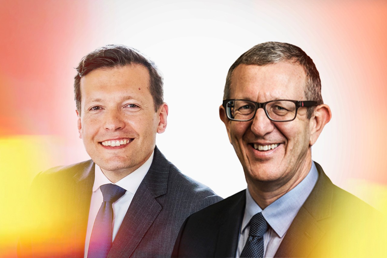 Alistair Stuart, Head of Digital Banking & Renaud Oury, Chief Revenue & Data Officer – APEX group Maison Moderne