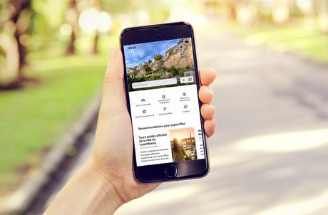L'application mobile fournit des informations pratiques, mais aussi la possibilité d'effectuer des réservations et de préparer son séjour au Luxembourg dans les moindres détails. (Illustration: Shutterstock/Maison Moderne)