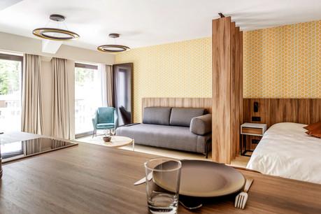 Les appart-hôtels proposent des hébergements à la fois pratiques et modernes. Immophoto, photographe Neha Poddar