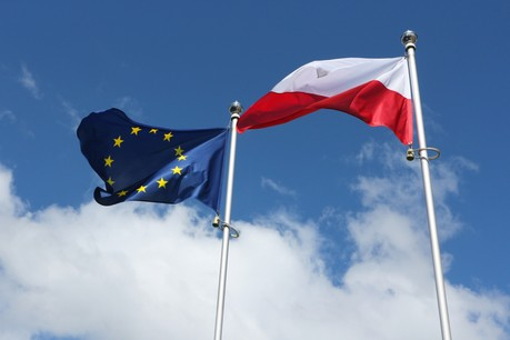La Pologne a décrété que des traités européens étaient incompatibles avec sa Constitution. (Photo: Shutterstock)
