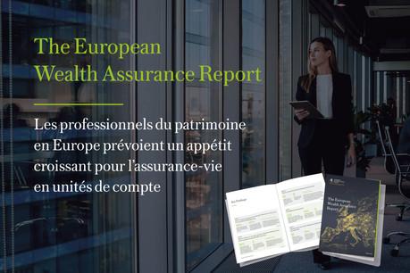 Un appétit croissant pour l'assurance-vie en Europe. (Photo: Lombard International Assurance)