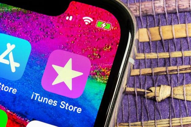 Apple est accusée de vendre – sans autorisation – les données personnelles d'utilisateurs d'iTunes. (Photo: Shutterstock)