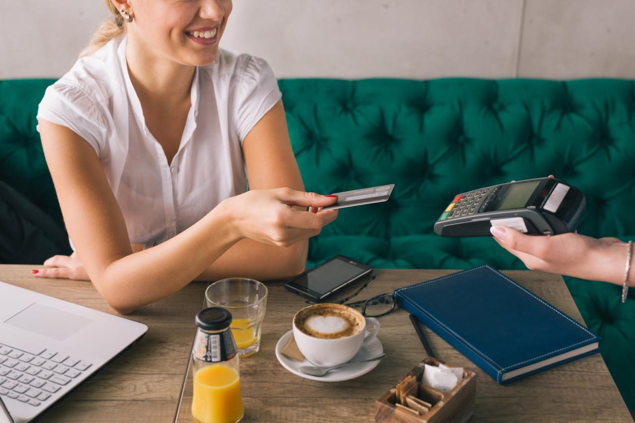 Payer partout en deux secondes et de façon sécurisée: c'est la promesse de Visa. (Photo: Shutterstock)