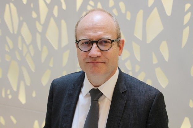 Olivier Lecler, directeur des activités de banque privée, Société Générale Luxembourg. (Photo:Société Générale Luxembourg)