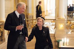 Réception au Palais - 04.05.2019 ((Photo: Cour grand-ducale/Samuel Kirszenbaum))