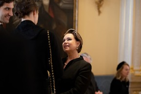 S.A.R la Grande-Duchesse Maria Teresa ((Photo: Cour grand-ducale/Samuel Kirszenbaum))