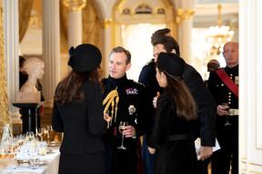 Réception au Palais - 04.05.2019 ((Photo: Cour grand-ducale/Sophie Margue))