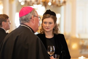 La Grande-Duchesse héritière Stéphanie ((Photo: Cour grand-ducale/Sophie Margue))