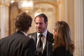 S.A.R le prince Félix ((Photo: Cour grand-ducale/Sophie Margue))