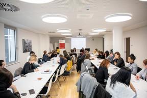 Après-midi de workshops - 23.01.2020 ((Photo: Patricia Pitsch/Maison Moderne))