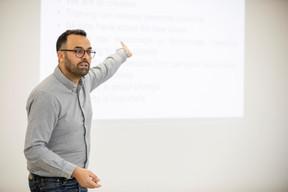 Dr. Kamel Mnisri (ICN) ((Photo: Patricia Pitsch/Maison Moderne))