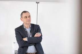 Christophe Coffrant ((Photo: Patricia Pitsch / Maison Moderne))