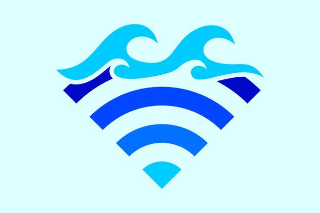Aqua-Fi est un dispositif mis au point par des chercheurs de l'Université des sciences et technologies du roi Abdallah qui pourrait largement améliorer les capacités de connexion internet sous-marine. (Illustration: Shutterstock)