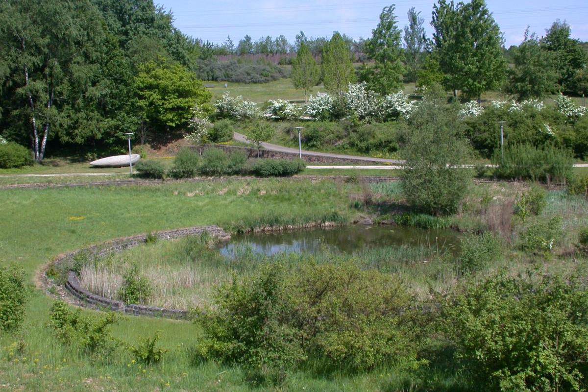 L'arboretum du Kirchberg est une véritable encyclopédie botanique, à découvrir à pied ou à vélo. (Photo: DR)