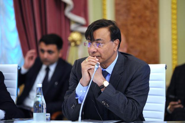 Lakshmi Mittal reste inquiet par rapport au redressement du groupe sidérurgique. (Photo: Shutterstock)