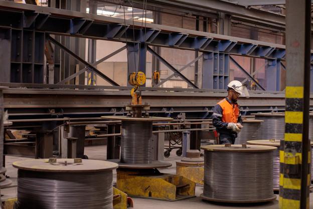 Outre la demande en acier, ArcelorMittal a également relevé ses ambitions en matière climatique. (Photo: Matic Zorman/Maison Moderne)