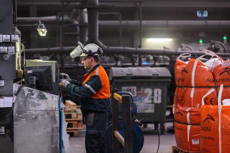 ArcelorMittal se dit prêt à accroître sa production dès que la demande se fera sentir. (Photo: Matic Zorman / Maison Moderne)
