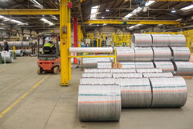 ArcelorMittal enregistre un chiffre d'affaires de39milliards de dollars sur les neuf premiers mois de l'année. (Photo: Matic Zorman/Maison Moderne)