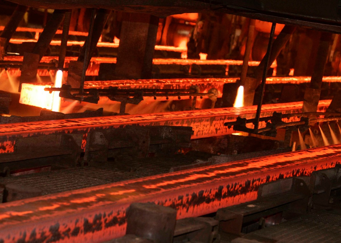 ArcelorMittal insiste sur les prédispositions de l'acier en matière de durabilité, à commencer par son intégration dans un modèle d'économie circulaire. (Photo: Marc Wilwert / ArcelorMittal)