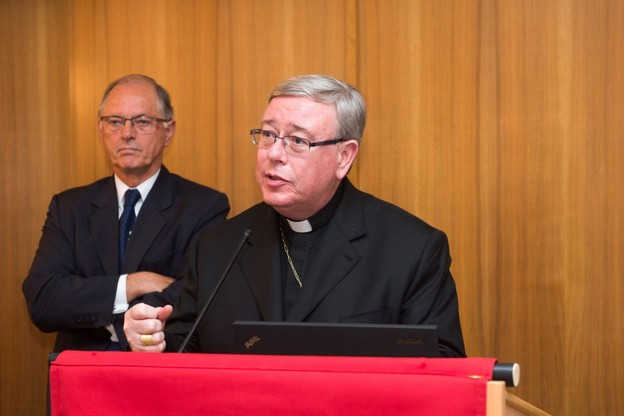 Jean-Claude Hollerich sera officiellement cardinal à partir du 5 octobre. (Photo: Paperjam / Archives)