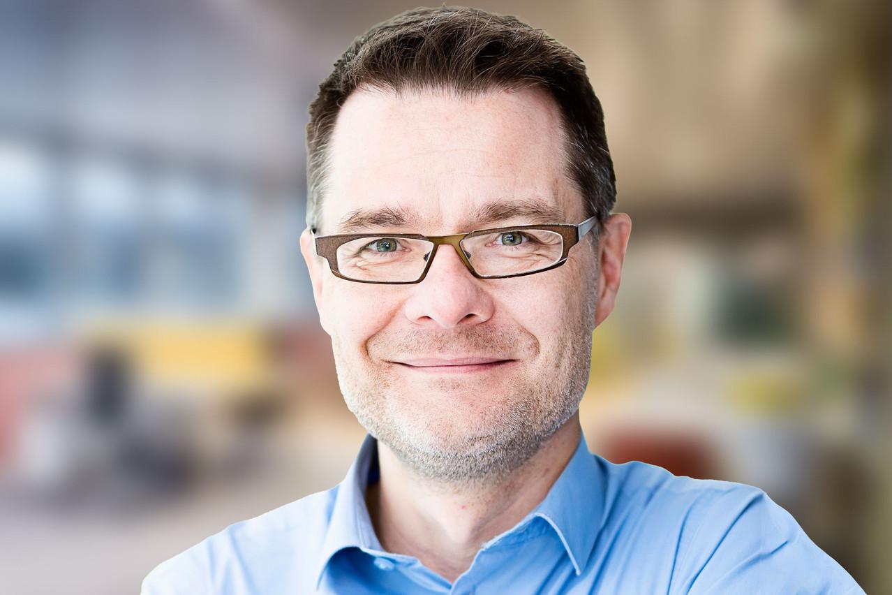 Wouter Denayer: «L'accès aux données, tant internes qu'externes, est l'un des plus grands obstacles à surmonter.» (Photo: DR)