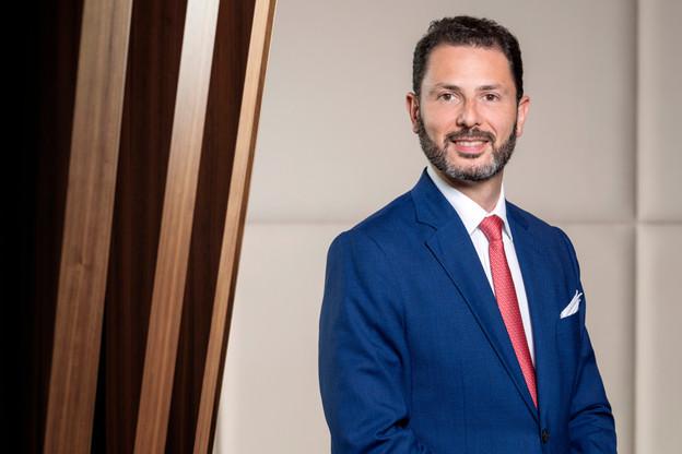 Paschalis Paschalidis vientdévelopper la pratique de l'arbitrage international au Luxembourg. (Photo: Focalize)