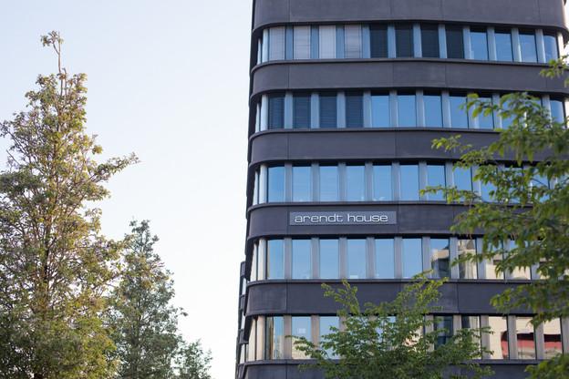 Arendt a été élu Cabinet d'avocats européen de l'année. (Photo: Matic Zorman / Maison Moderne)