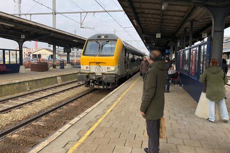 L'offre de train ne pourra se développer sans des alternatives afin de pouvoir stationner sa voiture. (Photo: Paperjam/archives)