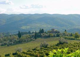 Les paysages toscans serviront de décors à ce parcours artistique. ((Photo: Chianti & More))