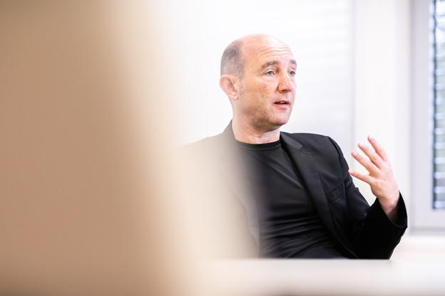 Le professeur Roman Kräussl s'est intéressé à l'art comme investissement. (Photo: Edouard Olszewski)