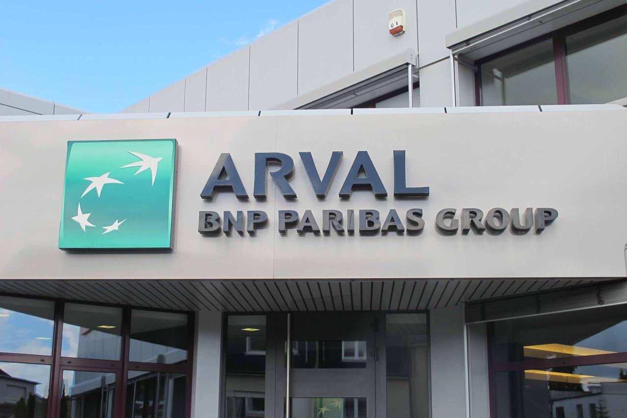 Arval Luxembourg a loué plus de 7.000 véhicules en 2018.                       (Photo: BGL BNP Paribas)