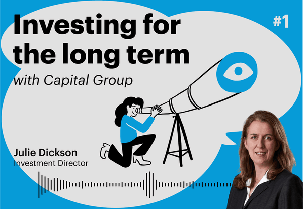 Investing for the long term with Julie Dickson, Investment Director Maison Moderne