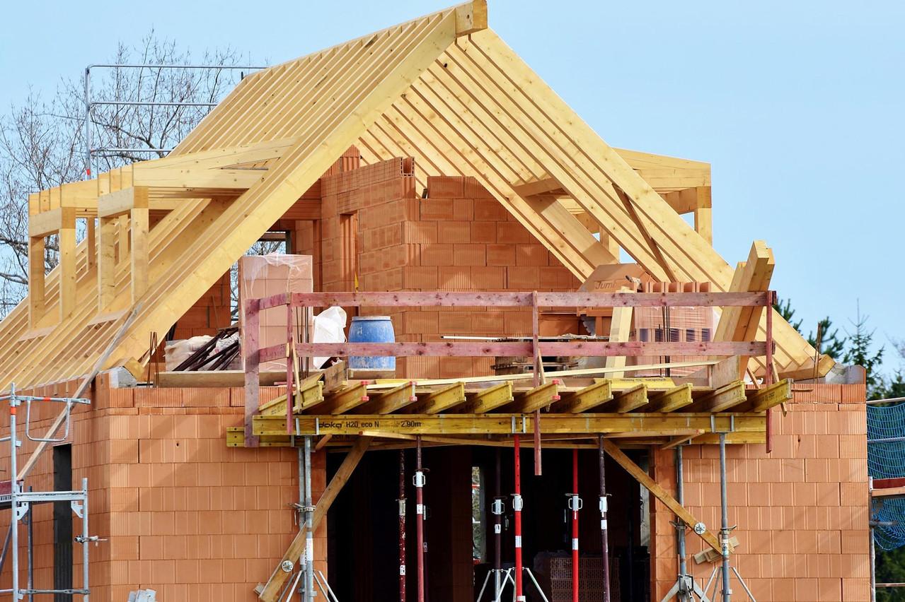 L'assurance Tous Risques Chantier couvre tous les dégâts matériels survenant pendant la durée de construction, y compris ceux causés à des tiers. Photo:Pixabay