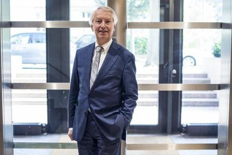 Claude Wirion quittera le Commissariat à la fin de l'année après quelques années exceptionnelles liées au Brexit. (Photo: Mike Zenari/archives)