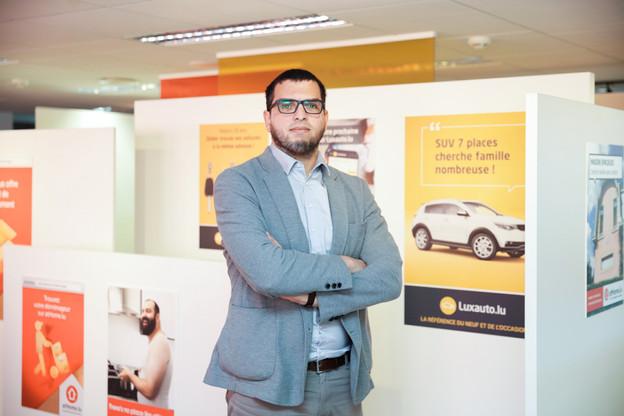 Ancien CFO et COO d'atHome Group, Soufiane Saadi en est devenu le CEO en mars2020, au moment de la reprise par le britannique Mayfair Equity Partners. (Photo: Romain Gamba/Maison Moderne)