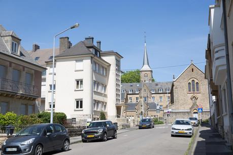 Le quartier du Limpertsberg reste un des plus chers de la capitale. (Photo: Romain Gamba / Maison Moderne)