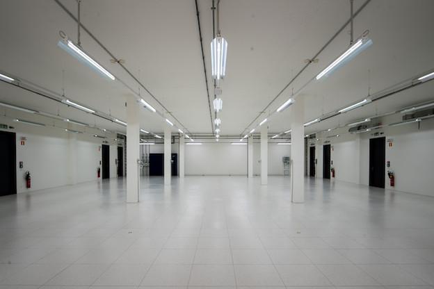 La salle qui accueillera Meluxina d'ici l'automne 2020. Plus propre qu'une salle d'opération. (Photo: Nader Ghavami)