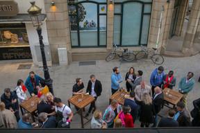 Soirée électorale au sein du LSAP ((Photo: Matic Zorman))