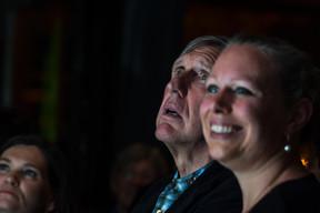 François Bausch (ministre de la Défense) et Carole Dieschbourg (ministre de l'Environnement) ((Photo: Nader Ghavami))