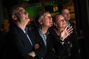 Félix Braz (vice-Premier ministre), François Bausch (ministre de la Défense) et Carole Dieschbourg (ministre de l'Environnement) ((Photo: Nader Ghavami))