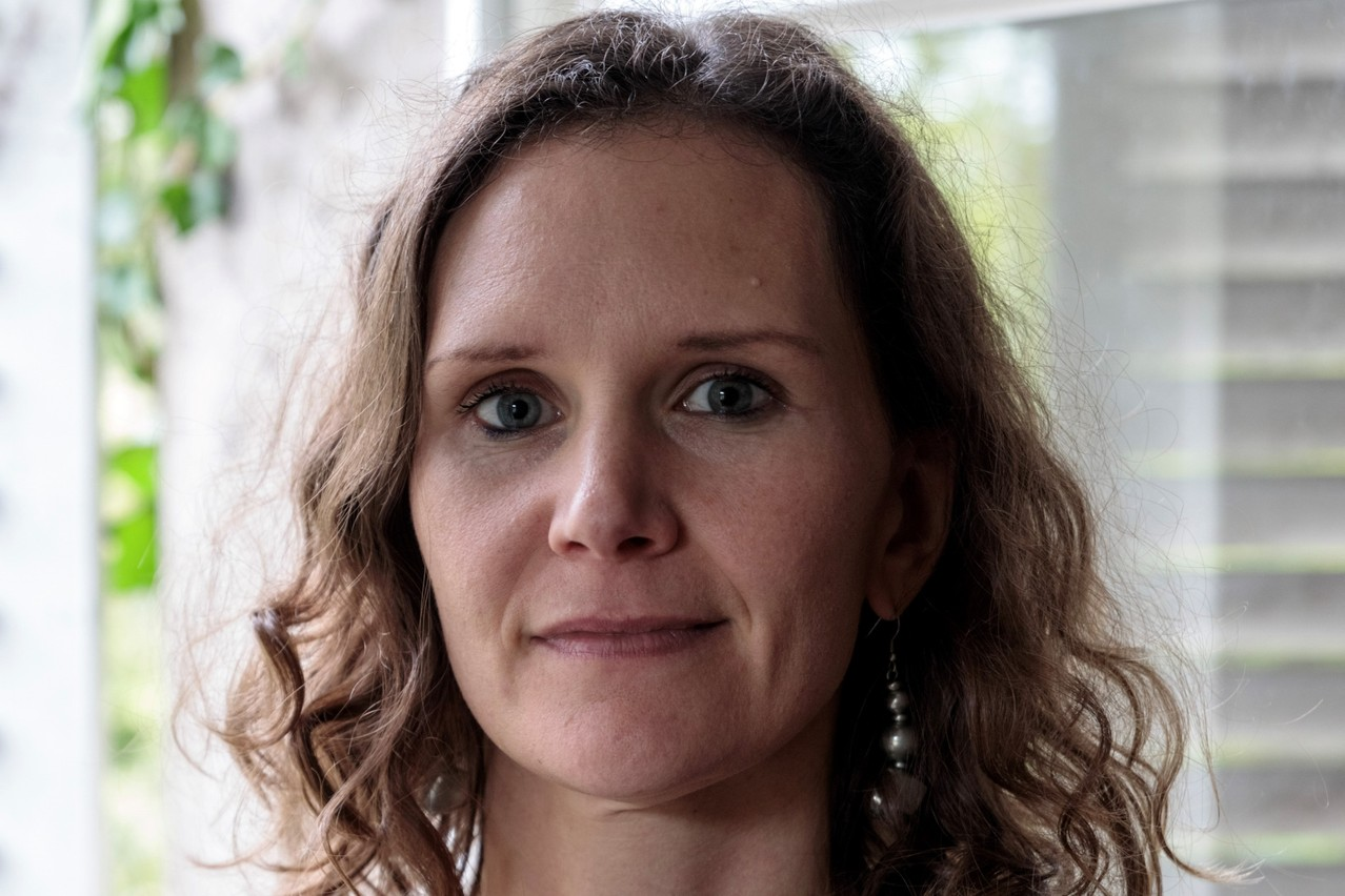Emma Zimer: «Au Luxembourg, le coliving se développe depuis plusieurs années, mais de manière pas toujours officielle ni légale.» (Photo: Philippe Reuter)