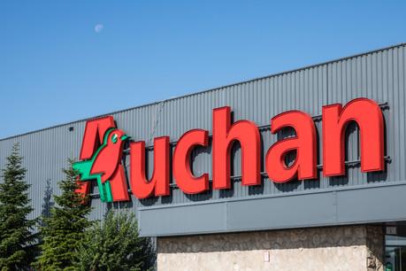 Auchan Luxembourg a indiqué ce lundi soir avoir versé les primes promises au début de la crise, selon un mode différent d'Auchan France. (Photo: Shutterstock)
