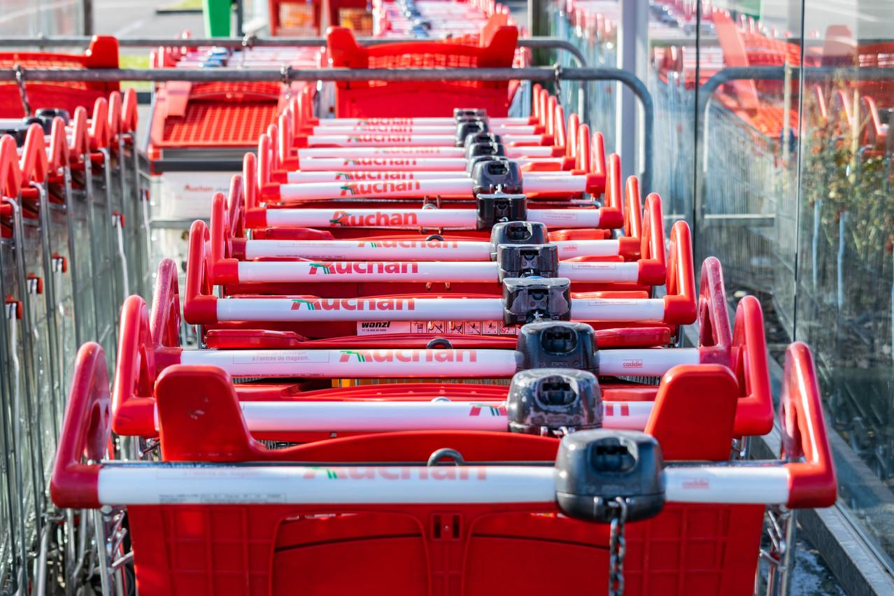 Auchan a cherché à grandir vite sans vraiment réfléchir à l'évolution de son modèle. (Photo: Shutterstock)