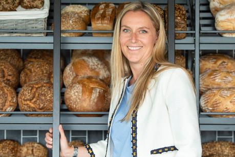 Carole Muller, CEO Fischer S.A. Crédit : Anthony Dehez