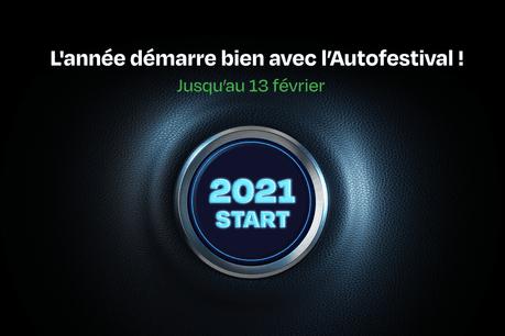 L'année démarre bien avec l'Autofestival! Jusqu'au 13 février. (Photo: FEDAMO)