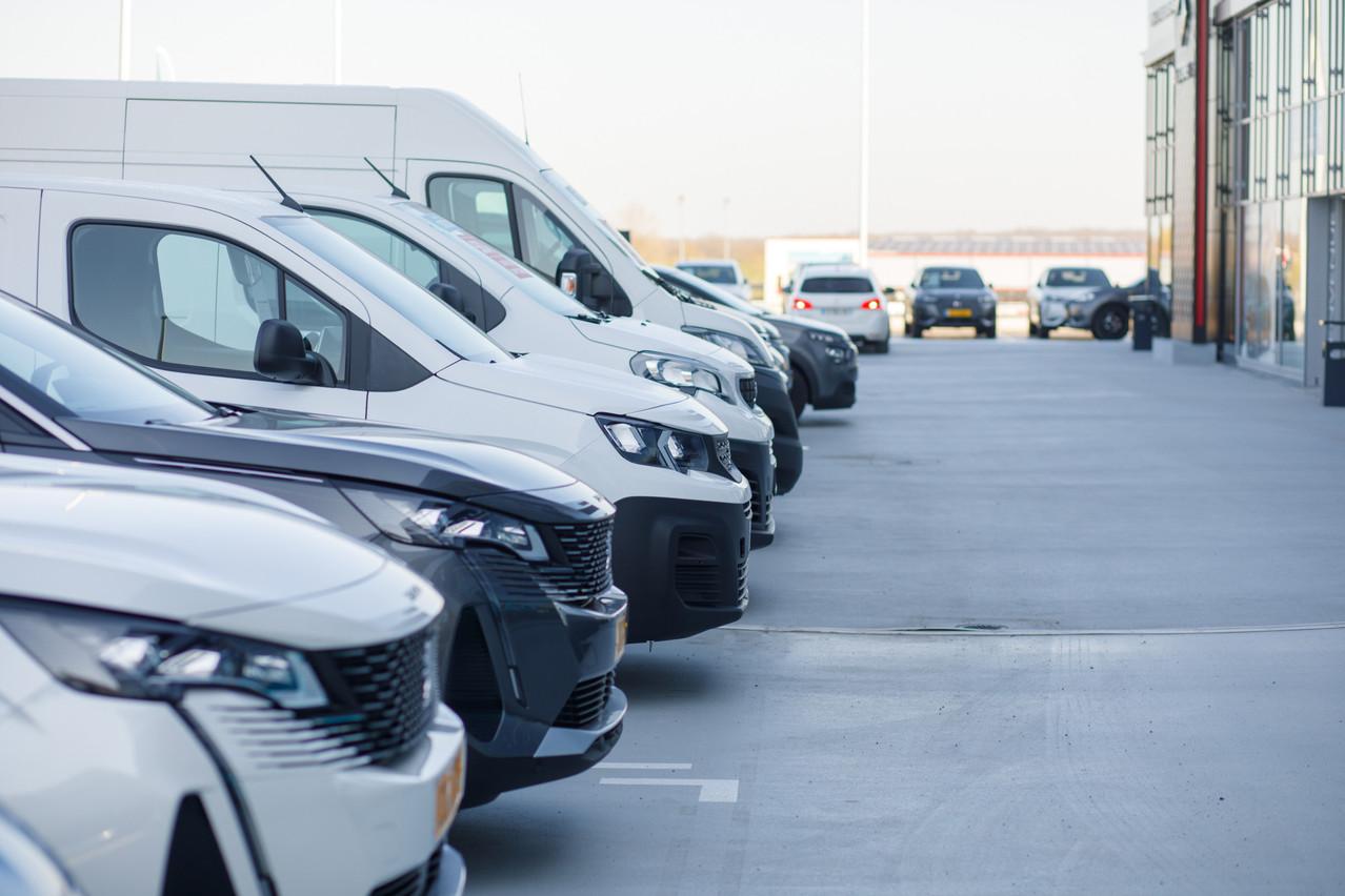 Le marché de l'occasion reste un pilier important du secteur automobile luxembourgeois. (Photo: Matic Zorman/Maison Moderne)