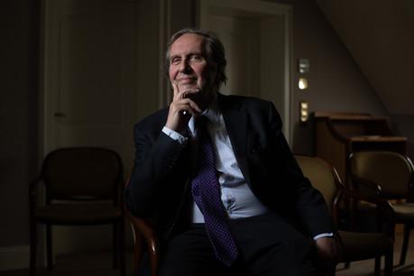 JacquesChahine est président de JAJ Investment Group. (Photo: archives Maison Moderne)