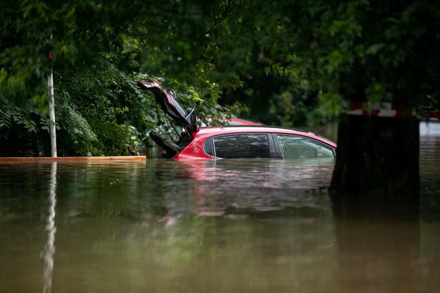 Les entrepreneurs touchés par les inondations peuvent adresser leur demande sans attendre le rapport d'expertise, annonce Lex Delles. (Photo: Matic Zorman / Maison Moderne)